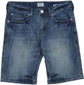 Armani Junior Denim bermudas