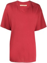 Raquel Allegra short sleeve boxy fit T-shirt