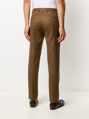 Lardini Straight-Leg Wool Trousers
