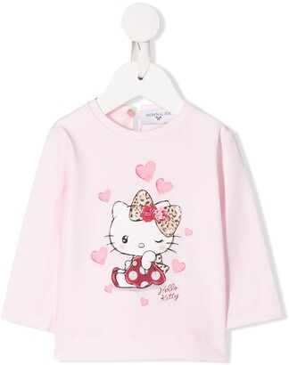 MonnaLisa Hello Kitty T-shirt