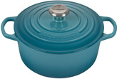 Thumbnail for your product : Le Creuset Signature Round 4.5-Quart Dutch Oven