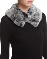 Surell Rabbit Fur Collar