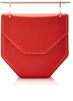 M2Malletier Amor/Fati leather shoulder bag