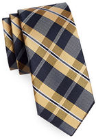 Tommy Hilfiger Silk Plaid Tie