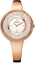 Swarovski Crystalline Pure Watch, Rose Gold Tone