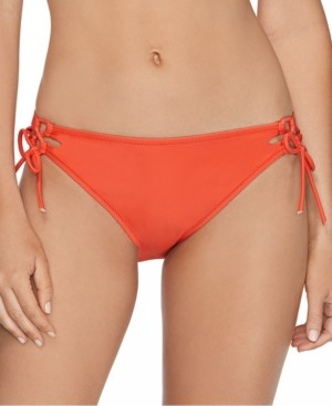 Raisins Juniors' Sweet Side-Tie Bikini Bottoms Women's Swimsuit