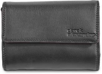 Derek Alexander Medium Leather Clutch