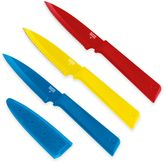 Kuhn Rikon Colori Plus Prep 3-Piece Paring Knife Set