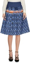 Preen Line Knee length skirts - Item 35340758