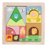 Le Toy Van Friends of the Forest Puzzle
