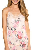 PJ Salvage Rosy Outlook Floral-Print Cami