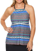 AQUA COUTURE Aqua Couture Tankini Swimsuit Top