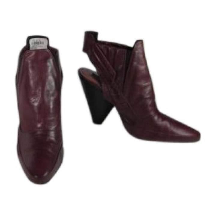 Derek Lam Brown Leather Boots