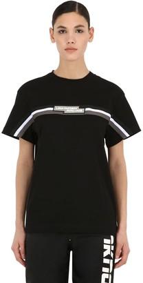 Cotton Jersey Racing T-Shirt