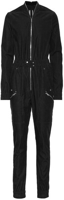 Rick Owens Cord cotton jumpsuit