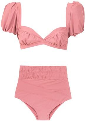 AMIR SLAMA Hot Pants Bikini Set