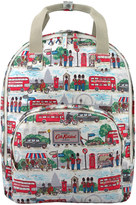 Cath Kidston London Streets Multi Pocket Backpack