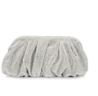 Benedetta Bruzziches Beaded Long Clutch