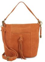 Lucky Brand Crossbody Leather Shoulder Bag