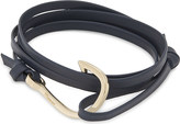 Miansai Leather hook bracelet