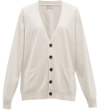 Connolly - Patch-pocket Cashmere Cardigan - Womens - Cream