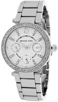 Michael Kors Parker MK5615 Women's Stainless Steel Watch with Crystal Accents
