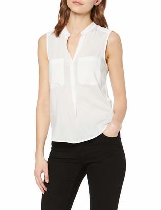 Vero Moda Women's Vmerika S/l Solid Shirt Color Blouse