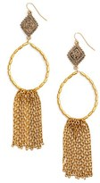 Vanessa Mooney Tassel Drop Earrings
