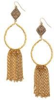Vanessa Mooney Women's Tassel Drop Earrings