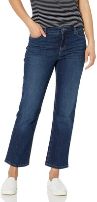 Bandolino Women's Petite Mandie 5 Pocket Jean-Average Length