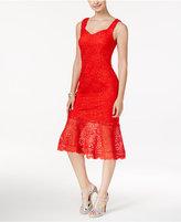 Thalia Sodi Lace Sheath Dress, Only at Macy's