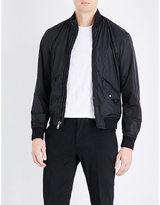 Ralph Lauren Purple Label Stand-collar Bomber Jacket