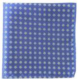 The Tie Bar Anemones 100% Woven Silk Pocket Square
