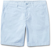 Burberry - Cotton-twill Chino Shorts