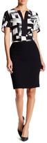 Lafayette 148 New York Revelin Wool Skirt (Petite)