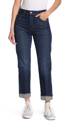 Lucky Brand Mid Rise Straight Leg Jeans