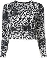 Mother 'Kiss Me You Animal' jumper - women - Cotton - S