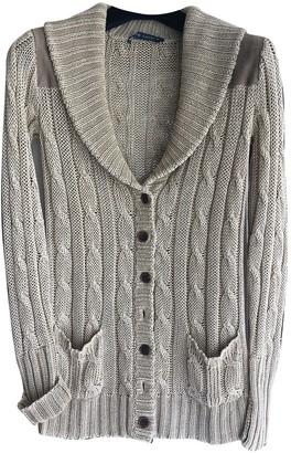 Ralph Lauren Camel Linen Knitwear for Women