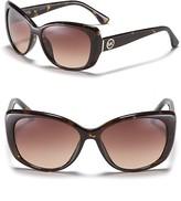 MICHAEL Michael Kors Beacon Oversized Sunglasses