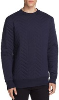 Sovereign Code Colin Quilted Sweatshirt