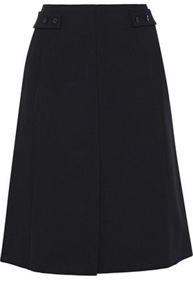 Narciso Rodriguez Wool-twill Skirt