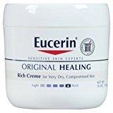 Eucerin Original Healing Rich Creme, 16 Ounce