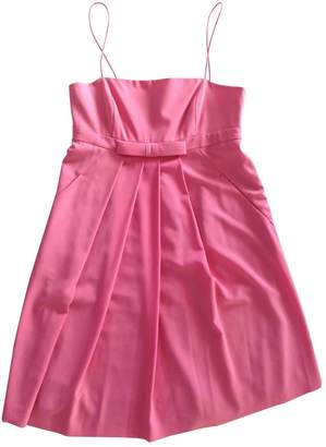 Moschino Cheap & Chic Moschino Cheap And Chic Pink Cotton Dress for Women
