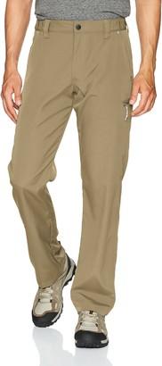 Wrangler Authentics Mens Performance Side Elastic Utility Pant