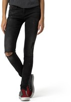 Tommy Hilfiger Ripped Skinny Fit Jean