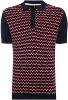 Merc Knitted Polo