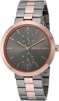 Michael Kors Women's Garner Rose Gold Watch MK6431