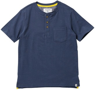 Sovereign Code Langley Henley T-Shirt (Big Boys)