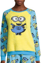 Asstd National Brand Minions Fleece Pant Pajama Set-Juniors