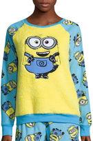 Asstd National Brand Minions Fleece Pant Pajama Set-Juniors
